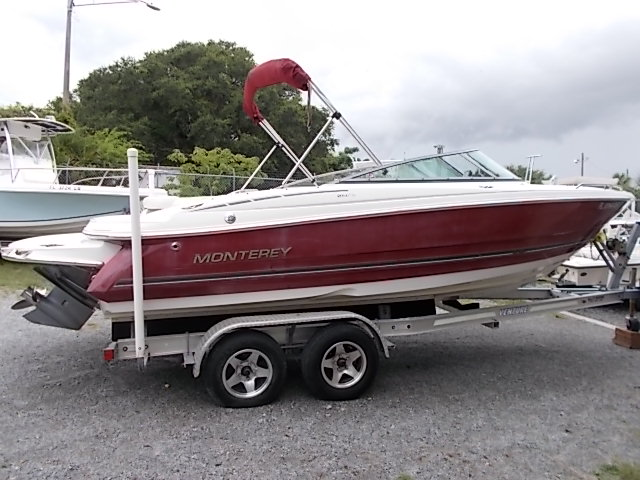 2004 Action Craft 1802
